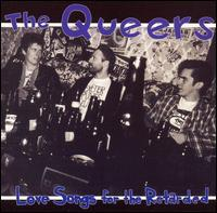 The Queers - Love Songs for the Retarded [reissue] (Cover Artwork)