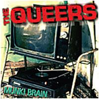 The Queers - Munki Brain (Cover Artwork)