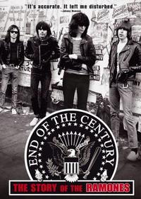 Ramones - End Of The Century: The Story Of The Ramones [DVD] (Cover Artwork)