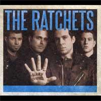 The Ratchets - Glory Bound (Cover Artwork)
