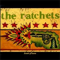 The Ratchets - Heart Of Town (Cover Artwork)