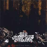 The Red Jumpsuit Apparatus - Don't You Fake It (Cover Artwork)
