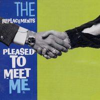 The Replacements - Pleased to Meet Me (Cover Artwork)