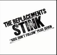 The Replacements - Stink (Cover Artwork)