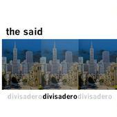 The Said - Divisadero (Cover Artwork)