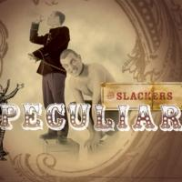 The Slackers - Peculiar (Cover Artwork)