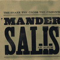 The Snake The Cross The Crown - Mander Salis (Cover Artwork)