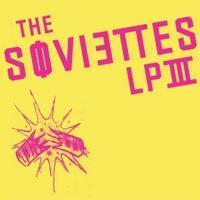 The Soviettes - LPIII (Cover Artwork)