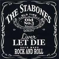 The Stabones - Liver Let Die (Cover Artwork)
