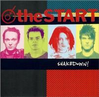 theSTART - Shakedown! (Cover Artwork)