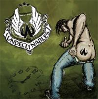 The Undeclinables - The Undeclinables (Cover Artwork)