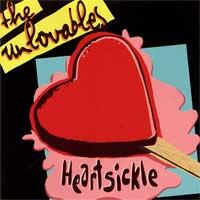 The Unlovables - Heartsickle (Cover Artwork)