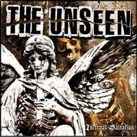 The Unseen - Internal Salvation (Cover Artwork)