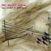 The Valley Arena - Take Comfort In Strangers (Cover Artwork)