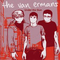 The Van Ermans - Under The Gun (Cover Artwork)