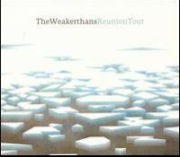 The Weakerthans - Reunion Tour (Cover Artwork)