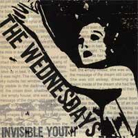 The Wednesdays - Invisible Youth (Cover Artwork)