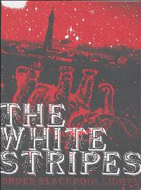The White Stripes - Under Blackpool Lights DVD (Cover Artwork)