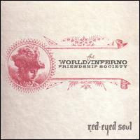 World/Inferno Friendship Society - Red-Eyed Soul (Cover Artwork)