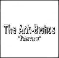 The Anti-Biotics - Pineview EP (Cover Artwork)