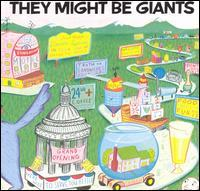 They Might Be Giants - They Might Be Giants (Cover Artwork)