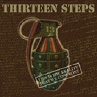 Thirteen Steps - This Is The Reality That We Confront (Cover Artwork)