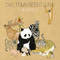 This Town Needs Guns - Animals (Cover Artwork)