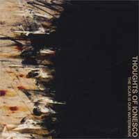 Thoughts of Ionesco - The Scar Is Our Watermark [CD/DVD] (Cover Artwork)
