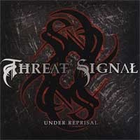 Threat Signal - Under Reprisal (Cover Artwork)