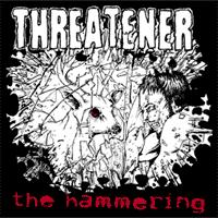 Threatener - The Hammering (Cover Artwork)