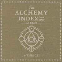 Thrice - The Alchemy Index: Volumes III & IV: Air & Earth (Cover Artwork)