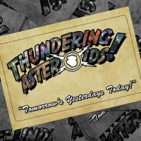 Thundering Asteroids! - Tomorrow's Yesterdays Today [EP] (Cover Artwork)