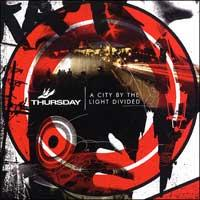 Thursday - A City by the Light Divided (Cover Artwork)