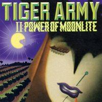 Tiger Army - II: Power Of Moonlight (Cover Artwork)