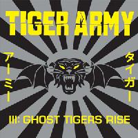 Tiger Army - III: Ghost Tigers Rise (Cover Artwork)