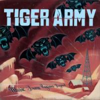 Tiger Army - Music from Regions Beyond (Cover Artwork)