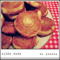 Tight Nuns - No Jewels (Cover Artwork)