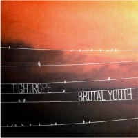 Tightrope / Brutal Youth - Split [10-inch] (Cover Artwork)