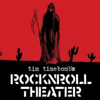 Tim Armstrong - Tim Timebomb Sings Songs from RockNRoll Theater [digital] (Cover Artwork)