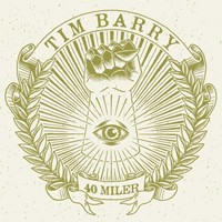 Tim Barry - 40 Miler (Cover Artwork)