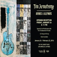 Tim Timebomb - Avenues & Alleyways [Art Show] (Cover Artwork)