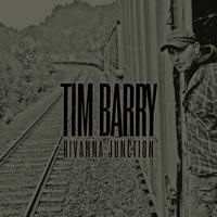 Tim Barry - Rivanna Junction (Cover Artwork)