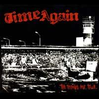 Time Again - The Stories Are True (Cover Artwork)