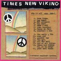 Times New Viking - Rip It Off (Cover Artwork)