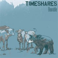 Timeshares - Bearable [12-inch] (Cover Artwork)