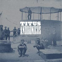 Titus Andronicus - The Monitor (Cover Artwork)