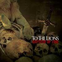 To the Lions - Baptism of Fire (Cover Artwork)