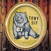 Tony Sly - Sad Bear (Cover Artwork)