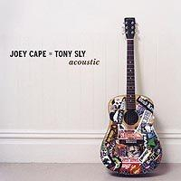 Joey Cape / Tony Sly - Acoustic (Cover Artwork)