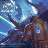 Torche / Part Chimp - Split [12-inch] (Cover Artwork)